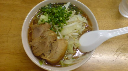 なんじゃこりゃー麺